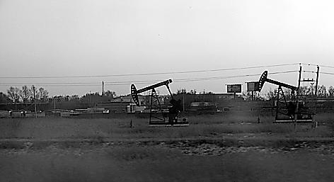 Ölförderung in Daqing