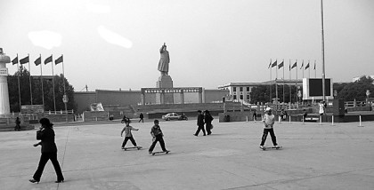 Mao-Platz in Kashgar